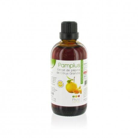 Phyto-one Extrait de pépin de pamplemousse (EPP) - Pamplus 100 ml