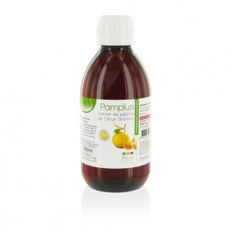 Phyto-one Extrait de pépin de pamplemousse (EPP) - Pamplus 250 ml