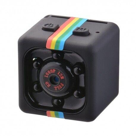 Grantek Mini caméra espion multifonction Full HD