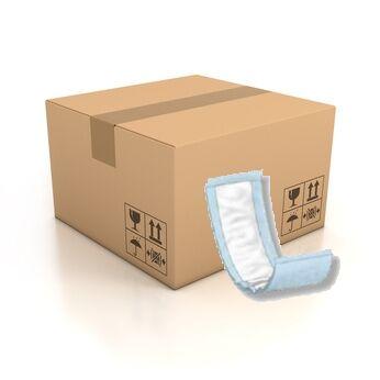 ABENA Abri Let - Maxi - Carton de 80 langes rectangulaires à insérer