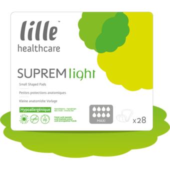 Lille Suprem Light Maxi - 28 protections anatomiques