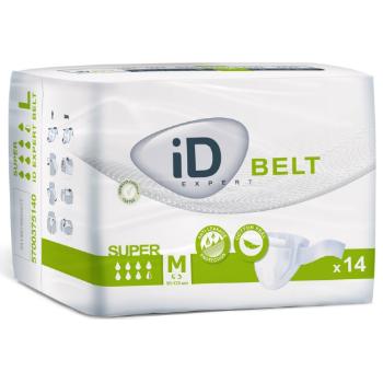 iD Expert Belt Super Medium - 14 changes avec ceinture