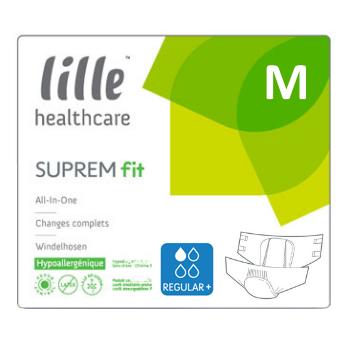 Lille Suprem Fit Regular Plus Medium - 26 changes complets