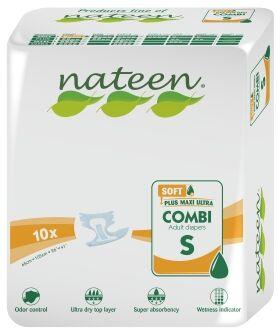 Nateen Combi Super Soft Medium - 10 changes complets