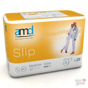AMD Slip Extra Medium - 20 changes