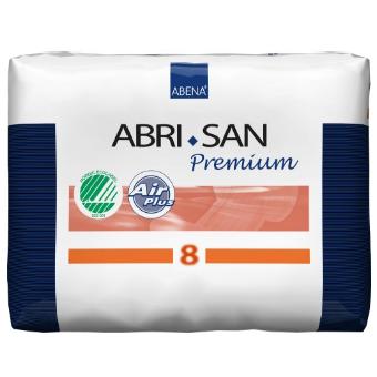 ABENA Abri San Premium 8 - 21 couches anatomiques