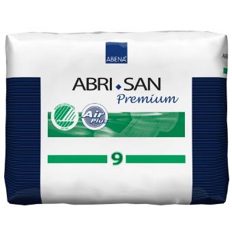 ABENA Abri San Premium 9 - 25 couches anatomiques