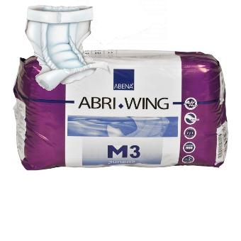 ABENA Abri Wing Premium 3 Medium - 14 changes avec ceinture