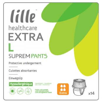 Lille Suprem Pants Extra Large - 14 changes mobiles
