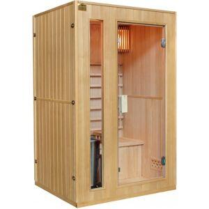 SNÖ Sauna traditionnel 2 places + poêle HARVIA 3500W - SNÖ - Publicité