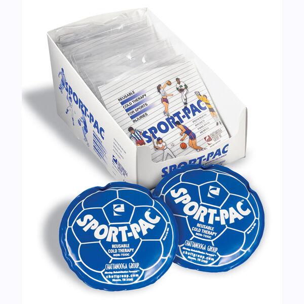 Chattanooga Sport-Pac en forme de ballon de football - lot de 10