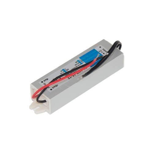 SILAMP Transformateur 220V 12V IP67 15W DC 1.25A