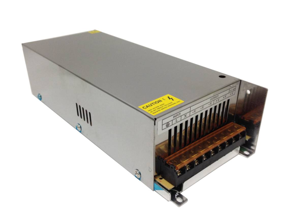 SILAMP Transformateur 220V 12V 400W IP20 DC 33A
