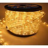 Silamp Guirlande LED 220V Blanc Chaud (Vendu sur mesure au mètre)