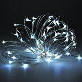 Guirlande LED 10M 5V USB - couleur eclairage : Blanc Neutre 4000K - 5500K