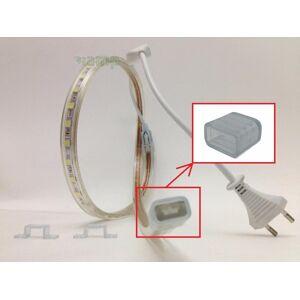 SILAMP Cache de Protection Ruban LED 220V 5050 - Publicité