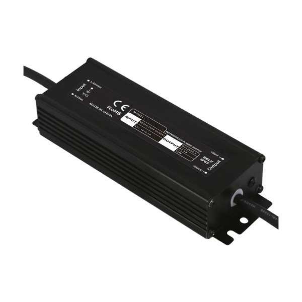 SILAMP Transformateur 220V 12V étanche IP67 200W DC 16.7A
