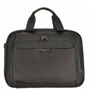 Samsonite Pro-DLX 4 Serviette 40 cm compartiment Laptop Black - Publicité