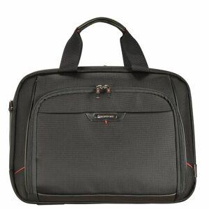 Samsonite Pro-DLX 4 Serviette 40 cm compartiment Laptop Black - Publicité