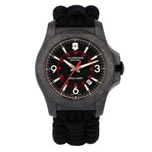 Victorinox I.N.O.X. Carbon Montre à quartz Carbone black/black - Publicité