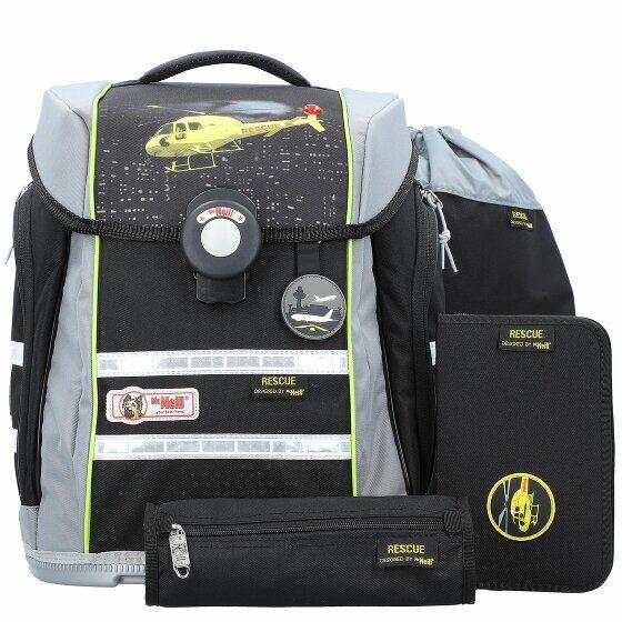 McNeill Ergo Primero Cartable et accessoires set 4pcs rescue