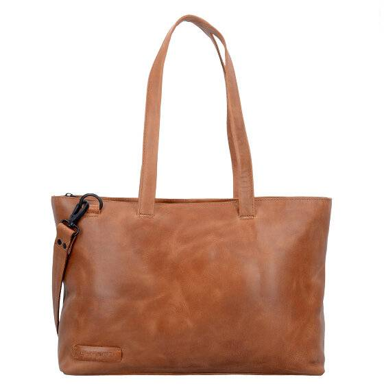 Plevier Pure Shopper Sac Fourre-tout cuir 40 cm compartiment Laptop