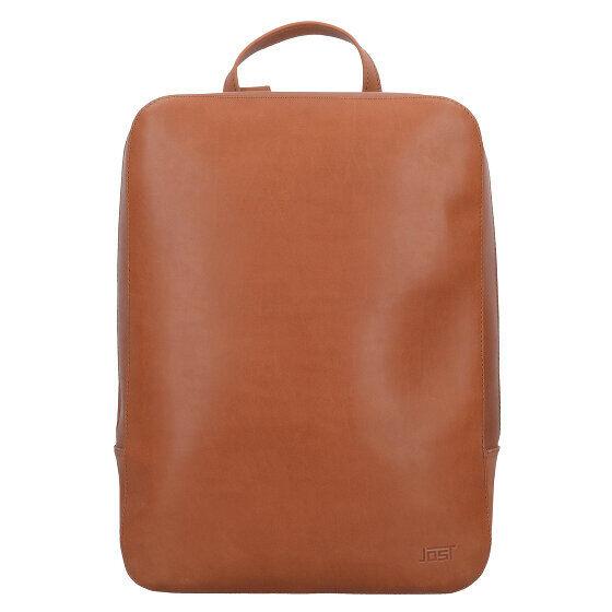 Jost Futura Sac à dos cuir 39 cm compartiment Laptop