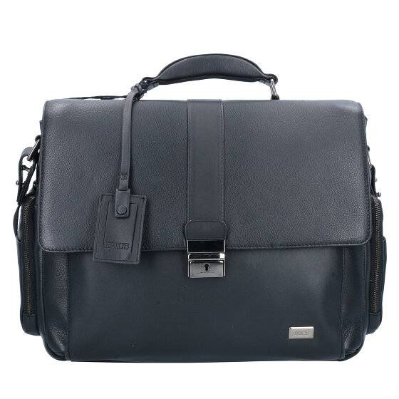 Bric's Torino Serviette cuir 37 cm compartiment Laptop