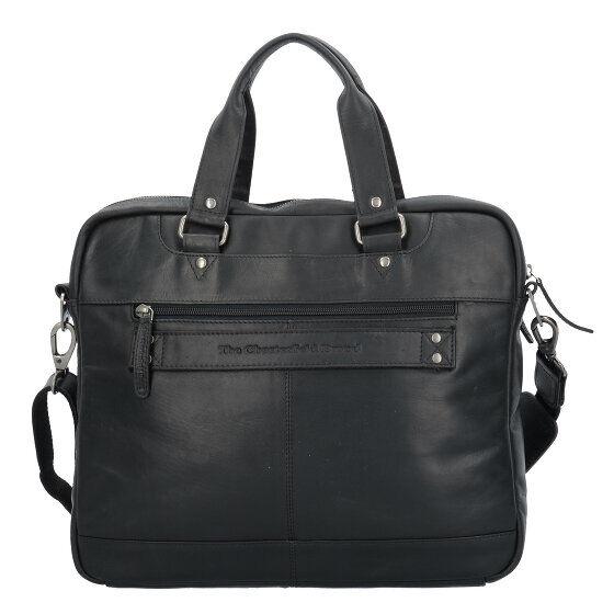 The Chesterfield Brand Jovi Serviette cuir 36 cm compartiment Laptop