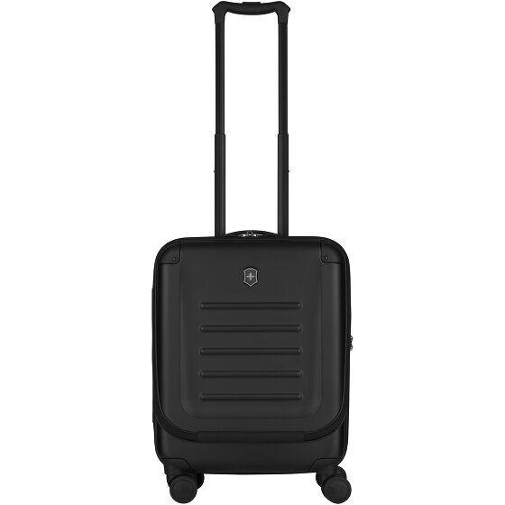 Victorinox Spectra 2.0 Valise de cabine 4 roulettes 55 cm compartiment portable Black
