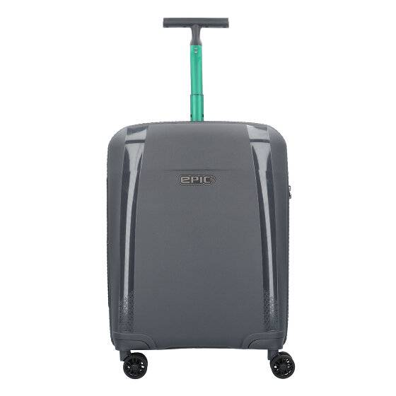 Epic Phantom BIO Valise de cabine 4 roulettes 55 cm forest black