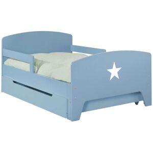 CONFORAMA Tiroir de rangement STAR coloris bleu - Publicité