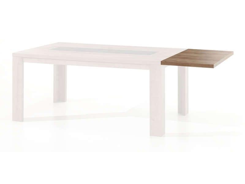 CONFORAMA Allonge pour table rectangulaire BREST BREST coloris chêne