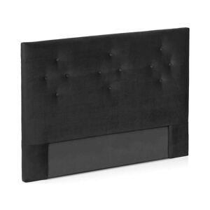 IL ETAIT UNE NUIT Tête de lit 165 cm IL ETAIT UNE NUIT ARIANE coloris noir - Publicité