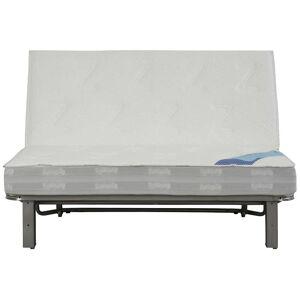DUNLOPILLO Banquette-lit bz slyde 140 cm matelas latex 65 kg DUNLOPILLO - Publicité