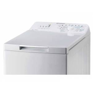 INDESIT Lave linge ouverture dessus INDESIT BTW L50300 FR/N - Publicité