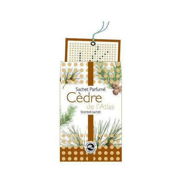 ENCENS DU MONDE - Sachet parfumé Cèdre de l'Atlas