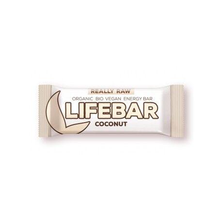 LIFEFOOD Lifebar Noix de Coco -Barre Énergétique - Lifefood