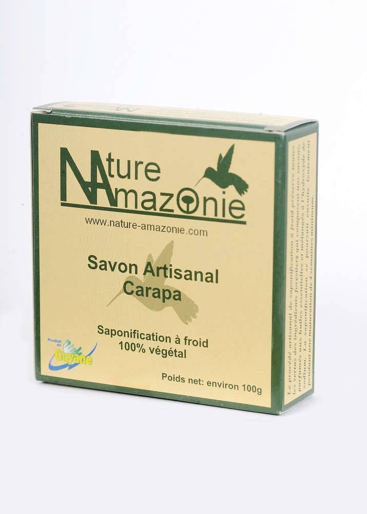 Nature Amazonie Distribution Production Savon artisanal Carapa