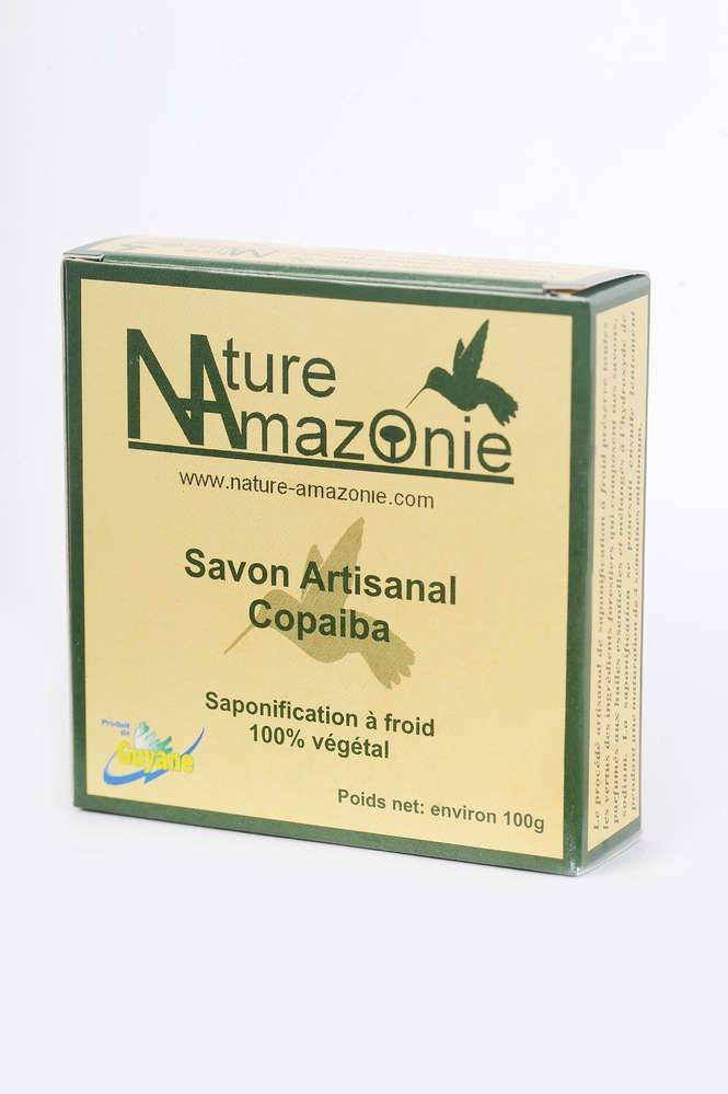 Nature Amazonie Distribution Production Savon artisanal Copaiba