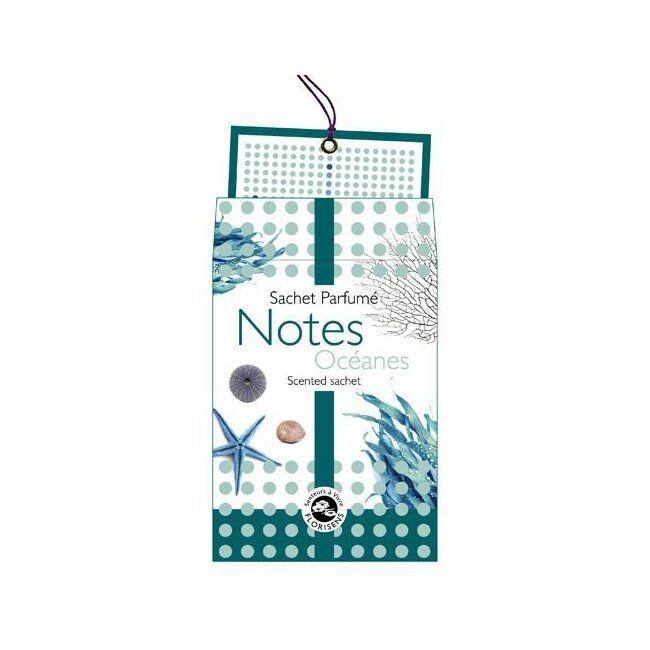 ENCENS DU MONDE - Sachet parfumé Notes océanes