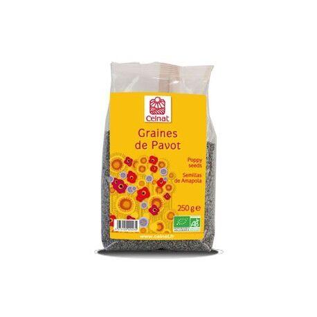 CELNAT Graines de Pavot 250g-Celnat