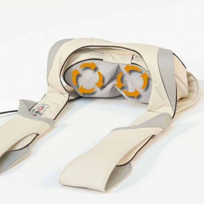 Consomacteurs Associés Appareil massant corporel portatif