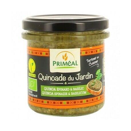 PRIMÉAL Quinoade du Jardin - 140g - Priméal