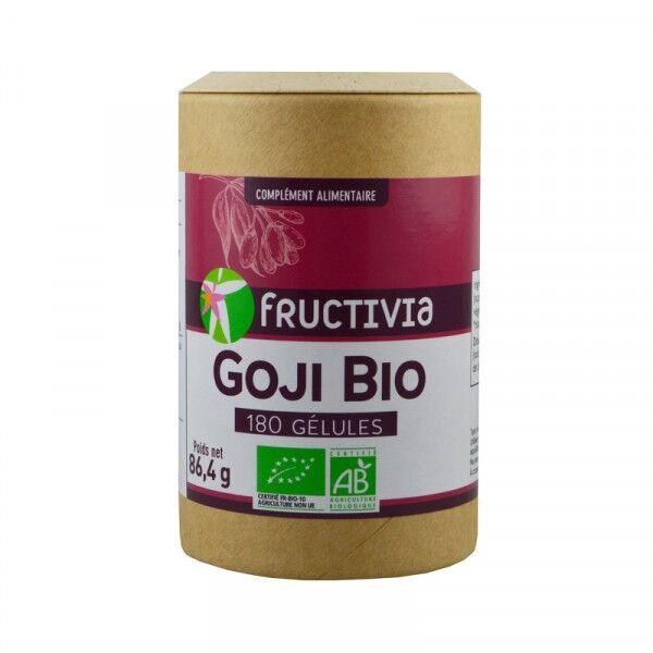 Jolivia Goji Bio - 180 gélules végétales de 375 mg
