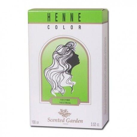 Relais Bio Coloration Henné - Neutre - Scented Garden