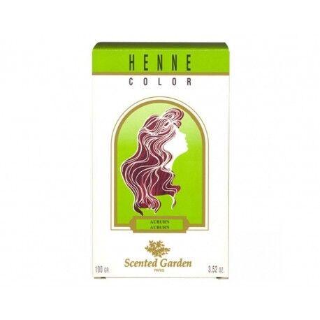 Relais Bio Coloration Henné - Auburn - Scented Garden