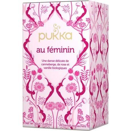 Relais Bio Au Féminin 30g-Pukka