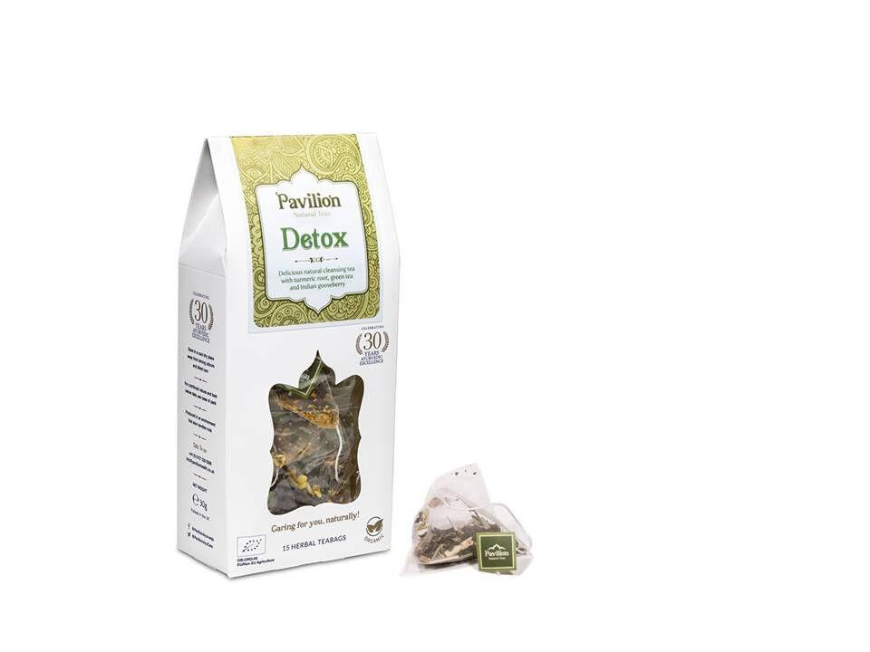 Bien Etre En Soi Tisane ayurvédique Détox bio recharge