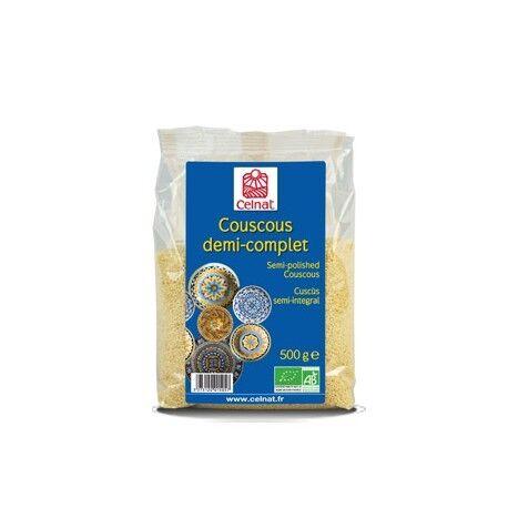 CELNAT Couscous demi-complet, Celnat, 500g